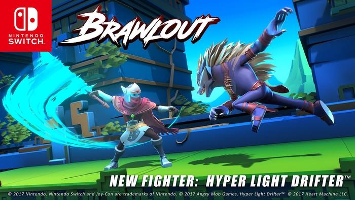 Brawlout, Switch