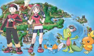 pokemon, ruby and sapphire, interview