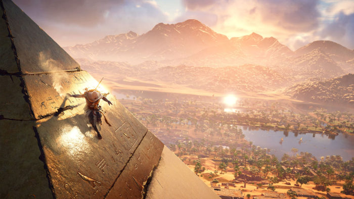 Assassin's Creed Origins, Xbox One X
