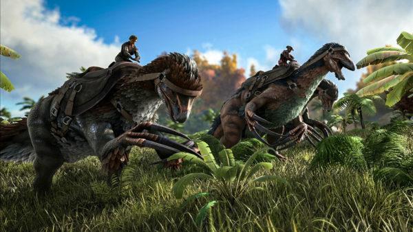 ascend, ark: survival evolved