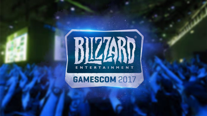 blizzard gamescom 2017