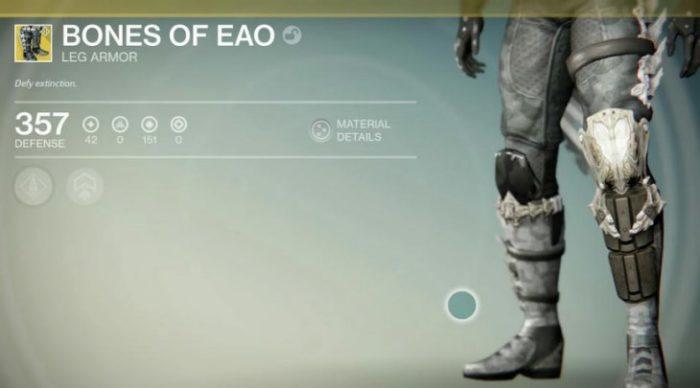 bones of eao