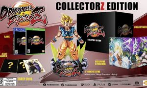dragon ball fighterz collectorz edition, collector's edition