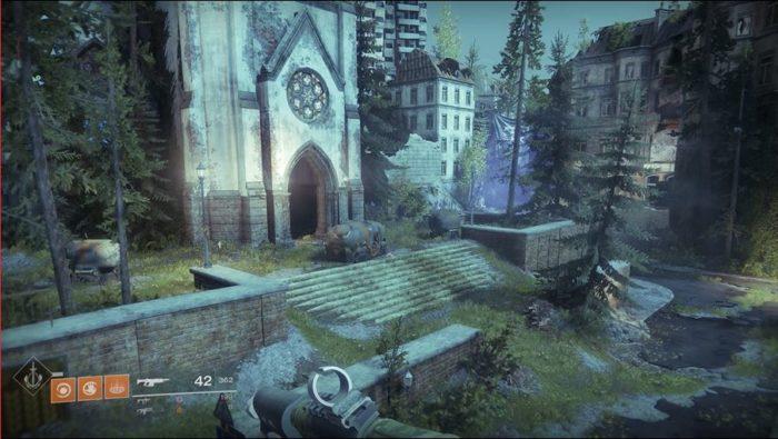 destiny 2 edz church