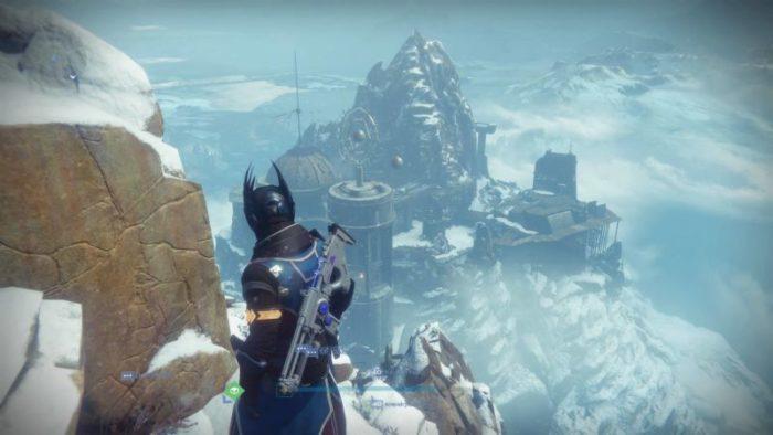 destiny rise of iron mountain
