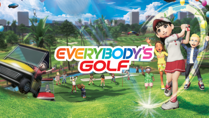 everybody's golf 1