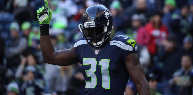 Kam Chancellor, Seahawks, SS -95