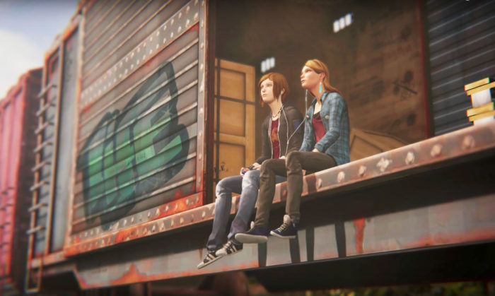 romantic, life is strange, before the storm