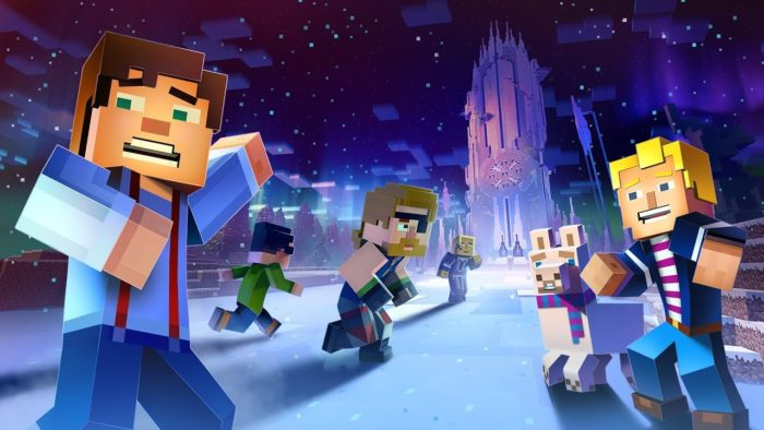 Minecraft Story Mode Season 2 Episode 2 Gets A New Trailer
