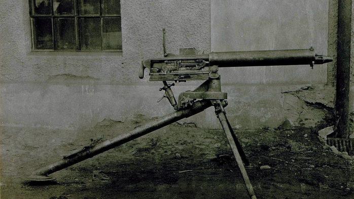 Battlefield 1 Perino 1908 LMG