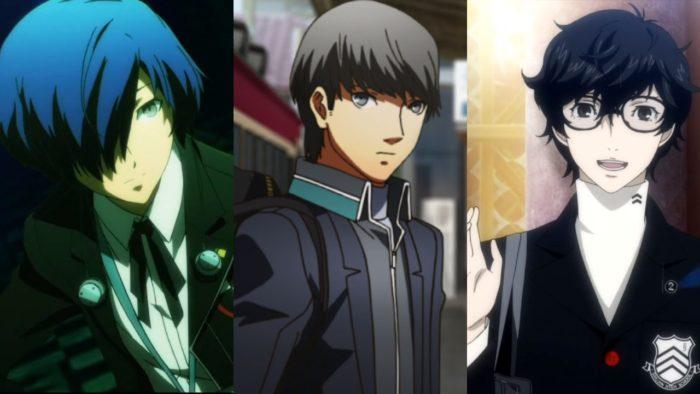 Persona Q2, Yu Narukami, Akira Kurusu, Makoto Yuki