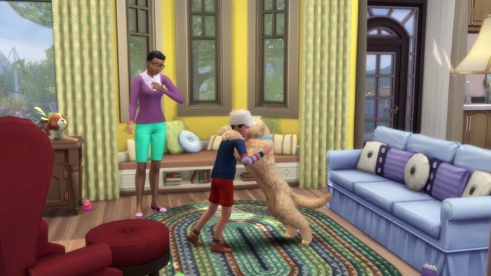 Sims  Twitter Cats And Dogs Rodeik