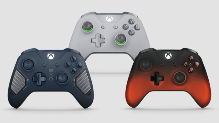 xbox one, controller, designs