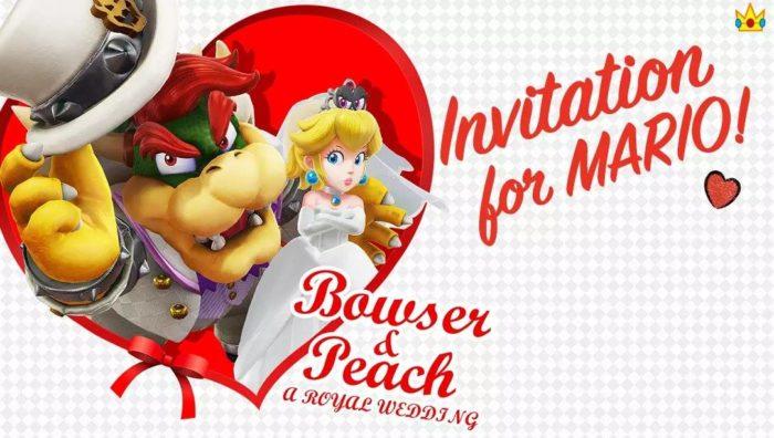 Super Mario Odyssey, Peach, Cappy