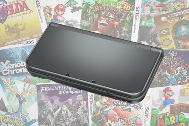 Nintendo Developing More 3DS Games for 2019 and Beyond
