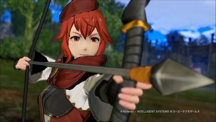 Fire Emblem Warriors, Anna