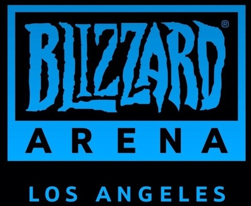 Blizzard esports arena Los Angeles