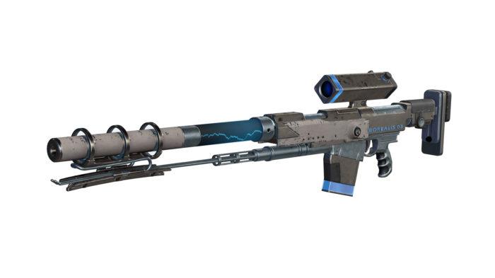 Destiny 2Borealis_Solar_Arc