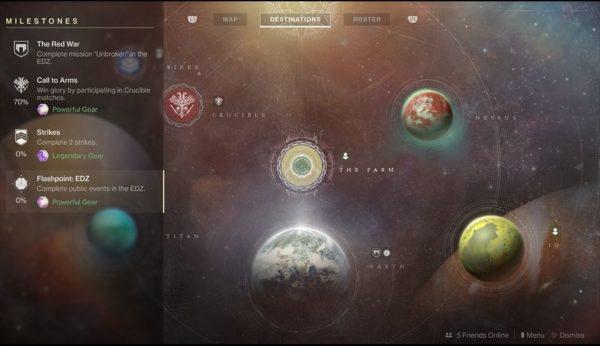 destiny 2, flashpoints