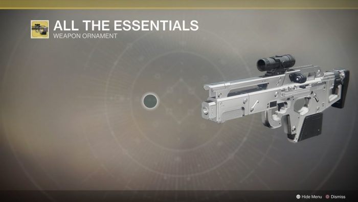 Destiny 2 MIDA Multi-Tool All The Essentials