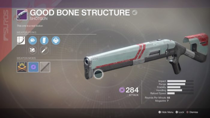 destiny 2 good bone structure
