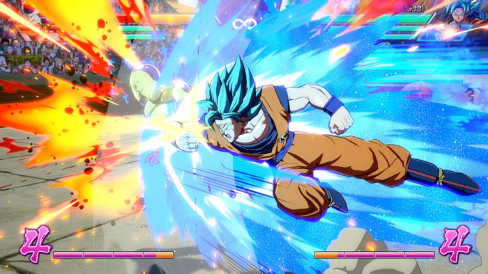 Dragon Ball FIghterZ has huge esport potential.