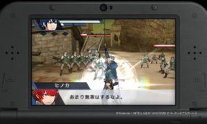 Fire Emblem Warriors, New 3DS
