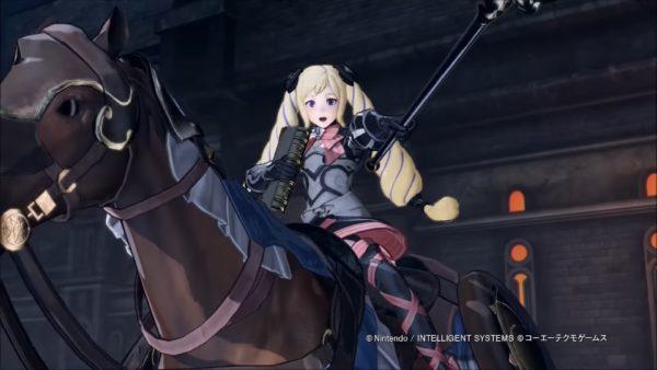Fire Emblem Warriors, Elise