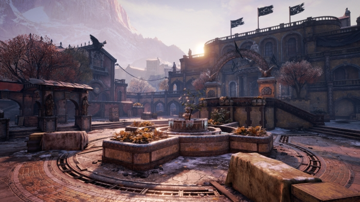 Gears of War 4 September Update Offers Two New Maps and Achievements