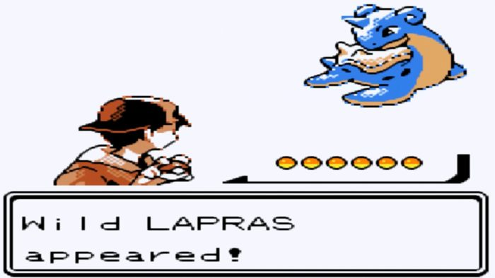 Gold and Silver Lapras