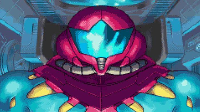 Metroid Fusion Samus