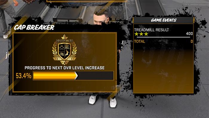 NBA 2K18 Cap Breaker