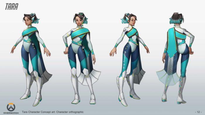 Overwatch Concept 1