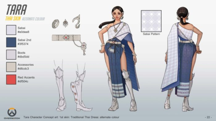 Overwatch Concept 5