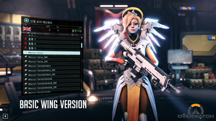 Overwatch Mercy Mod 1