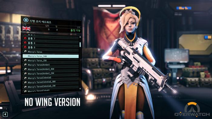Overwatch Mercy Mod 6