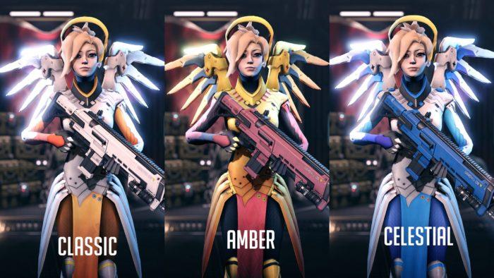Overwatch Mercy Mod 8