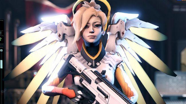 Overwatch Mercy Mod