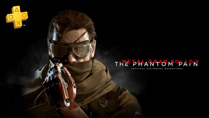 PlayStation Plus Metal Gear Solid V
