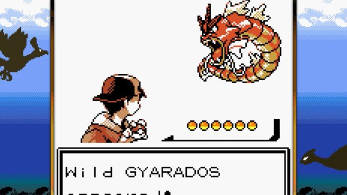 Pokemon Gold and Silver Red