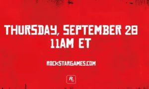 Rockstar Games announcement