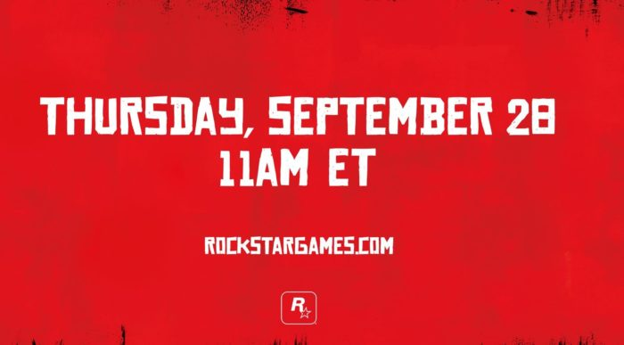 Rockstar Games announcement