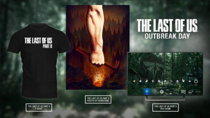 The Last of Us Part II Merch