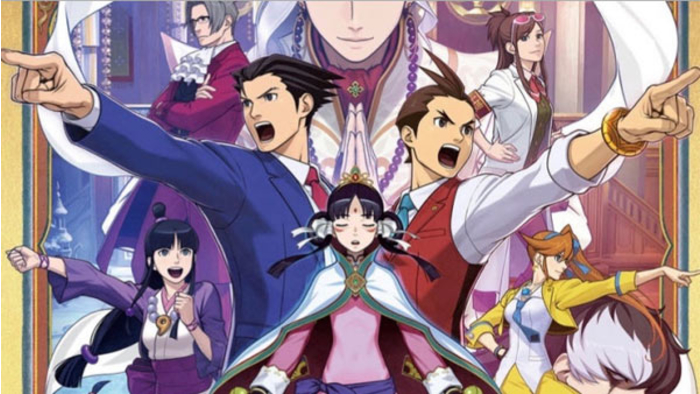ace attorney, spirit of justice