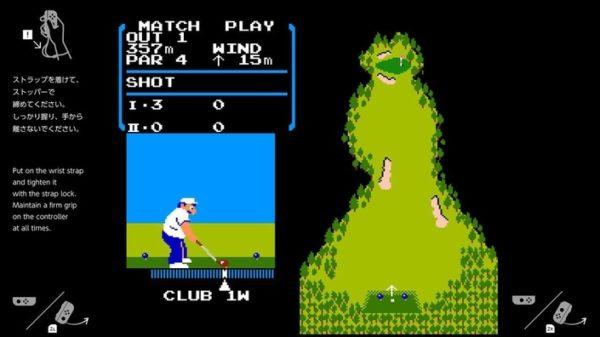 golf, switch, nes