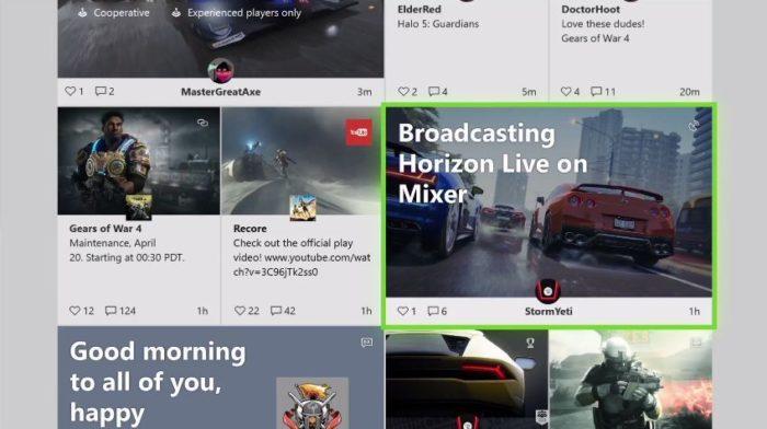 Xbox Light mode