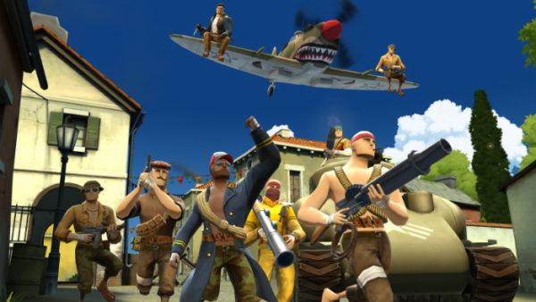 Battlefield Heroes Revival
