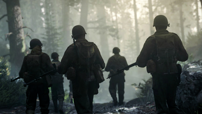 Call of Duty: WWII Has the Highest Player Count on Steam