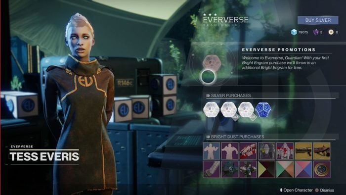 destiny 2 tess everis eververse