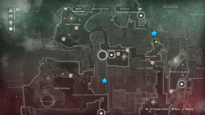 destiny2hydralocations